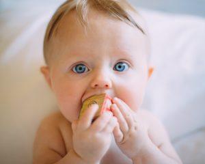 乳児3か月