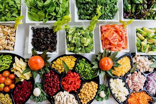 酵素の材料となる野菜や果物