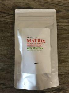 スキンリムーバーのパッケージ|マトリックス化粧品