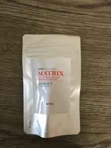 マトリックスエキスのパッケージ|マトリックス化粧品